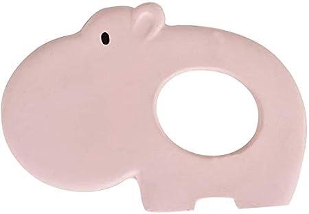 Tikiri My First Safari Hippo Teether Pink