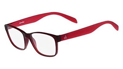 Calvin Klein Platinum CK5890 Eyeglasses 607 Deep Wine