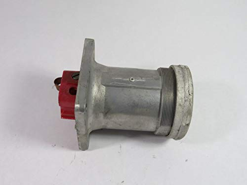 Crouse-Hinds AR1048-M72 Arktite Receptacle 100A 600VAC 3W 4P ()