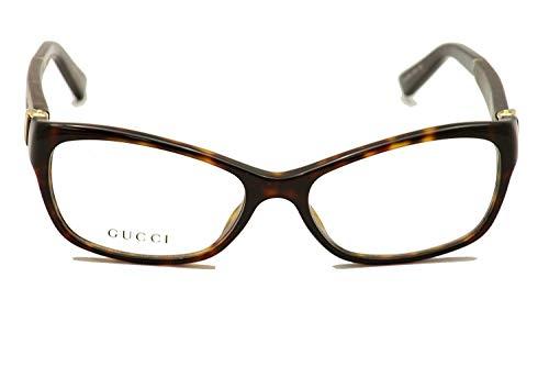 Gucci GG3639 Eyeglasses-00XW Havana ()