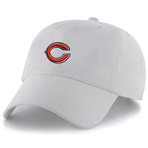 - ThirtyFive55 Chicago Bears Women's Adjustable White Logo Hat by Reebok