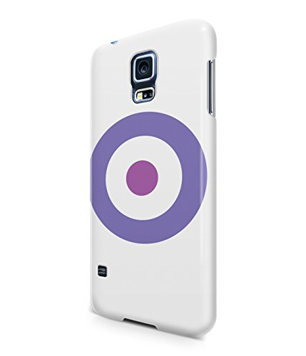 Hawkeye Target The Avengers Assemble Superhero Plastic Snap-On Case Cover Shell For Samsung Galaxy S5