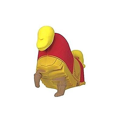 Llavero La Bella y la Bestia 3D Reposapiés Perro Disney ...