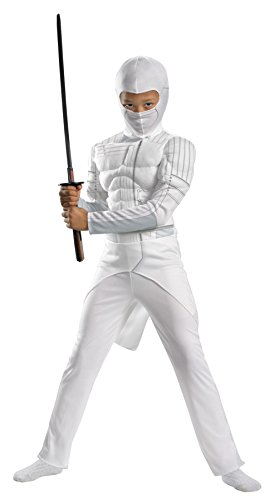 Storm Shadow Classic Muscle Costume - (Kids Storm Shadow Muscle Costumes)