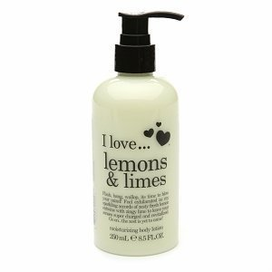 I love... Moisturizing Body Lotion Lemons & Limes 250 ml/ 8.5 fl oz for $<!--$8.25-->