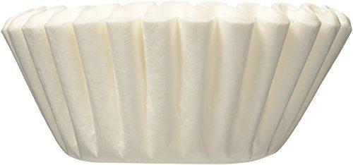 Connaisseur 6 Count Rock Line Basket Coffee Filters, 8-12 Cup Basket, 700 Filters by Connaisseur