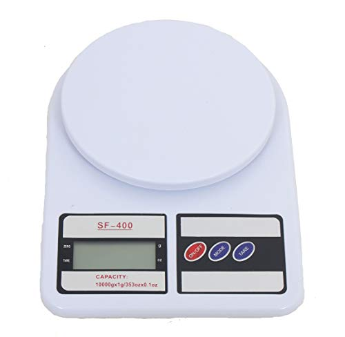 Multifunctional Kitchen Scales Digital for Baking, School Teaching, Laboratory, Kitchen Cooking, Jewelry Precision Electronic Scales(10kg/1g)