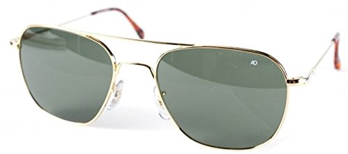 Sunglasses Men Pilot Sun Glasses Green Color Brand Design - 5