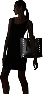 T-Shirt & Jeans Large Ring Bag with Pearls