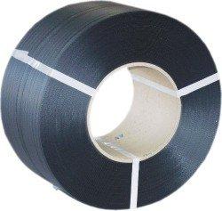 2250 m Umreifungsband 12 x 0, 63 mm PP - Kern 200 mm - Reiß festigeit 145 kg Verpackungsband KOKA