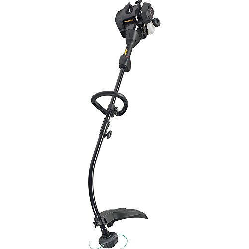 Poulan Pro PR28CD, 16 in. 28cc 2-Cycle Gas Curved Shaft String Trimmer
