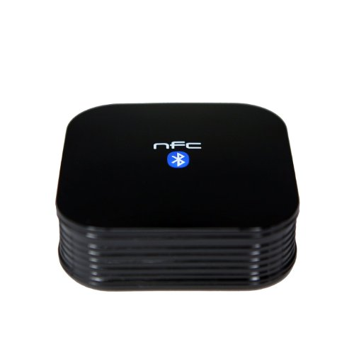 Homespot Nfc Enabled Bluetooth Audio Receiver For Sound System