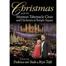 The Wonder Of Christmas with the Mormon Tabernacle Choir and Orchestra at Temple ()