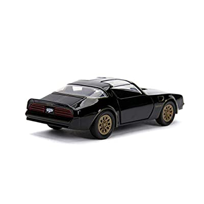 Jada Toys Hollywood Rides Smokey & The Bandit 1977 Pontiac Firebird 1: 32 Diecast Vehicle: Toys & Games