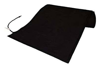 Summerstep Home WM24x60C-RES Residential Snow Melting Heated Walkway Mat, Anti-Slip, 120V, 310 Watts, 5ft Length, 2ft Wide, Keep Your Path Safe and Clear This Snowy Winter Season