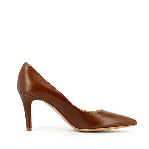 Evita Shoes Aria - Tacones Mujer marrón (cognac)