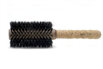Ibiza Hair Extended Cork Round Brush, Large EX4