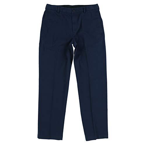 Brooks Brothers Mens Regular Chino Pants (Navy, 36x32)