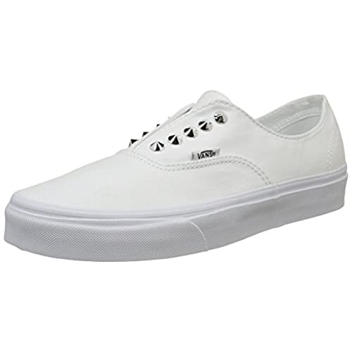 fb7393cc9a68 well-wreapped VANS AUTHENTIC GORE (STUDS) TRUE WHITE (8.5 US Mens ...