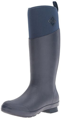 Botas total De Negro Eclipse Tremont Wellie Mujer Matte charcoal Agua Muck Para Tall Boot PUqXX
