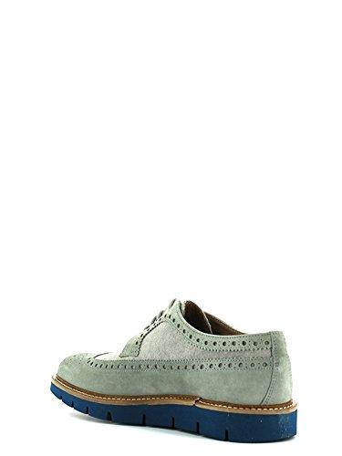 Soldini 19148 2 M57 Lace-up heels Man Grau