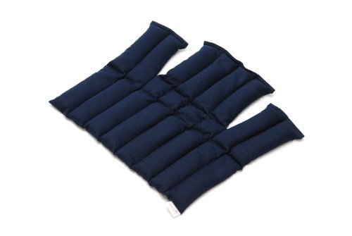 (Sissel Blue Tri-Sectional Linum Hot Pad by Sissel)