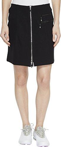 Jamie Sadock Women's Traveluxe Skirt Jet Black 2 by Jamie Sadock