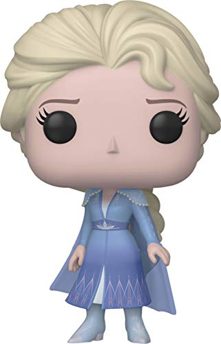 Funko- Pop Disney Frozen 2-Elsa Figura coleccionable, Multicolor (40884)