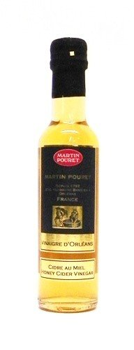 Pouret Martin Vinegar - MARTIN POURET Apple Cider With Honey, 8.45 FZ