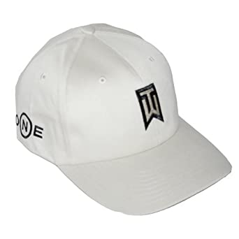 Nike mens classic white Tiger Woods golf cap (Size  XXL)  Amazon.co ... ac9f9d227dd1