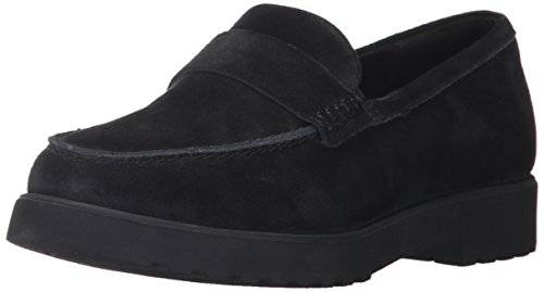 footlocker pictures sale online how much CLARKS Women's Bellevue Hazen Penny Loafer Black Suede F5UurTd2