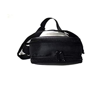 dna18729nd Korean Cross Body Bag Shoulderbag Messenger Bag Toiletry Kits Package for Men Black