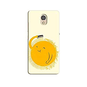 Cover It Up Sunny Hair Hard Case For Lenovo P2