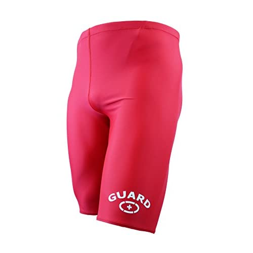 8a5002a3ba outlet Adoretex Mens Lifeguard Swimwear Jammer - www.xm-tea.net