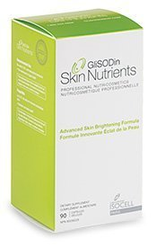 Glisodin Skin Nutrients Advanced Skin Brightening Formula by Glisodin