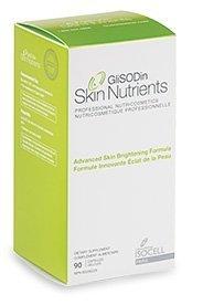 Glisodin Skin Nutrients Advanced Skin Brightening Formula