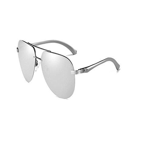 gafas sol clásico de sol gafas la color señoras gafas las de hombres película haixin Nuevo de shing polarizado de A143 E AyCqTTZwz