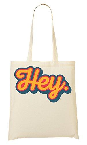 Hey Della Acquisto Bag Tipografia Borsa Graffiti nnRqwOxfY