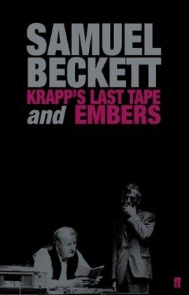 book cover of Krapp\'s Last Tape
