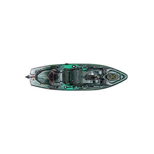 Old Town Topwater PDL Angler Fishing Kayak (Boreal, 10 Feet 6 Inches)