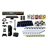 XBOX 360 Kinect + DDR Energy for 8 (PAC)