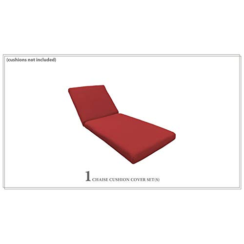 TK Classics Covers for Chaise Cushions