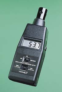 Vwr Electronic - VWR 35519-043 Digital Humidity/Temperature Meter, Hygrometer Thermometer