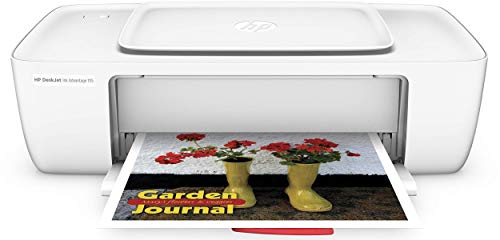 HP Deskjet 1115 Single Function Ink Advantage Printer (White) 1