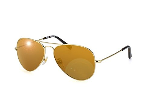 62a010c6d1eb Michael Kors MK Dylan Aviator Sunglasses M2066S 717 Gold 58 14 135 - Buy  Online in UAE. | Eyewear Products in the UAE - See Prices, Reviews and Free  ...