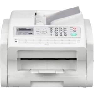 Panasonic Panafax UF-5500 Laser Multifunction Printer - Monochrome - Plain Paper Print - Desktop - Copier/Fax/Printer/Scanner - 24 ppm Mono Print - 600 x 600 dpi Print LCD - 600 dpi Optical Scan - Automatic Duplex Print - 250 sheets (Multifunction Plain Paper Fax Machine)