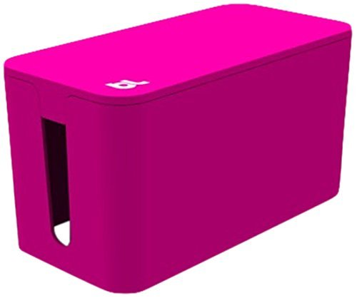 Bluelounge CableBox Mini Pink - Cable Management - Small ...