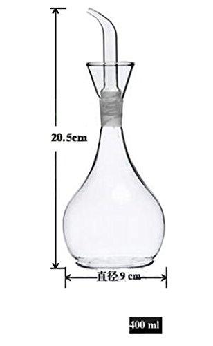 Eleton's Planet Glass Oil Decanter and Cruet 14 Ounces by ELETON (Image #5)