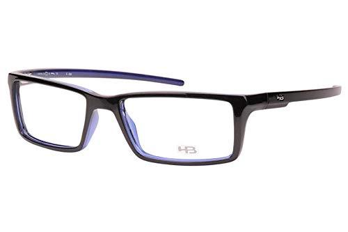 Óculos de Grau Hb Polytech 93016 506 52 Preto Fosco  Amazon.com.br ... 911fd46cd1