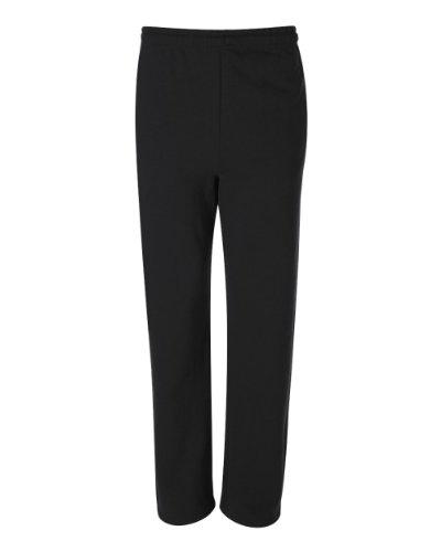 Unisex Drawcord Waist Fleece Pants - 5